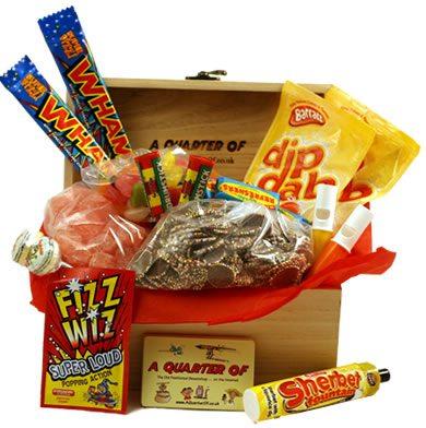 A Bumper Birthday Bonanza Box! - Small - 21st gift