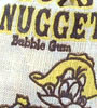 Gold Nuggets Bubblegum... A Whole Box