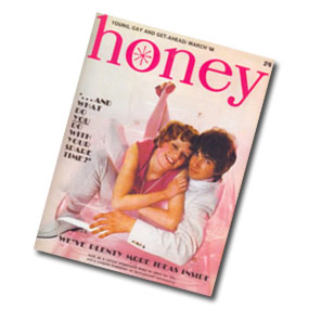 Honey Magazine, from the 1960s