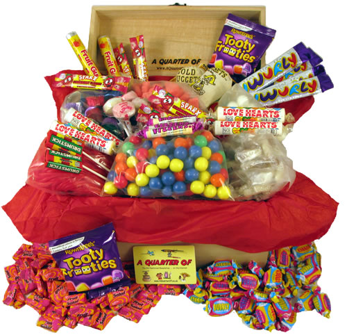 1970s Decade Box… Sweets from the Fabulous 70s! (Large)
