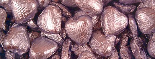 Chocolate Hearts – Luscious Lilac