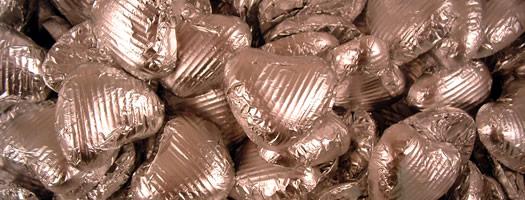 Chocolate Hearts – Matt Silver
