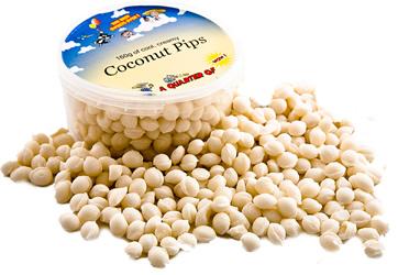 Creamy Coconut Pips
