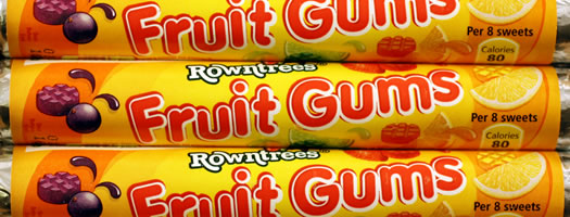 Fruit Gums