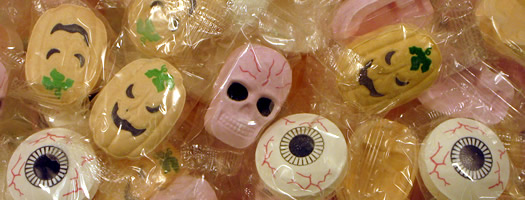 Horror Candy Heads