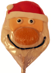 JELLY NOSE FATHER CHRISTMAS,xmas x-mas novelty lollypop lollipops lollypops chewy fruity fruit soft santa Yuletide stocking filler secret santa stocking-filler lolly lollipop santa,retro sweets,retro sweetshops,liquorice sweets,toffees,toffee sweets,boiled sweets