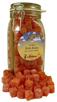 THE BEST EVER KOLA KUBES IN A KILNER JAR,,retro sweets,retro sweetshops,liquorice sweets,toffees,toffee sweets,boiled sweets