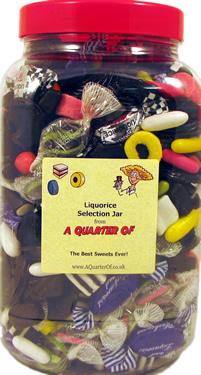 Liquorice Selection Jar