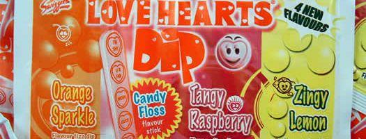 Love Hearts Dip