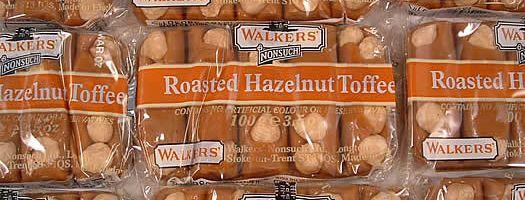 Roasted Hazelnut Toffee Slabs