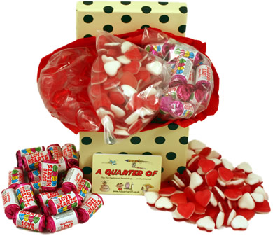 Small Gift Assortment  Love Me Do