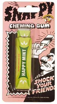 SNAPPY CHEWING GUM,joke gag gags comic fun funny laugh trick jokes pocket money sweetshop spending money ,retro sweets,retro sweetshops,liquorice sweets,toffees,toffee sweets,boiled sweets