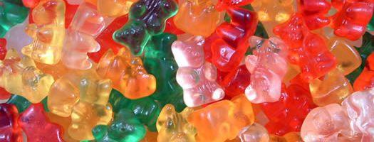 Sugar Free Jelly Bears