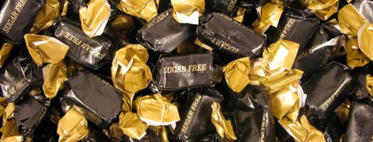 Sugar Free Liquorice Toffees