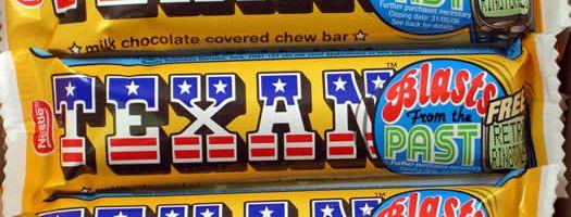 Texan Chocolate Bars For Sale