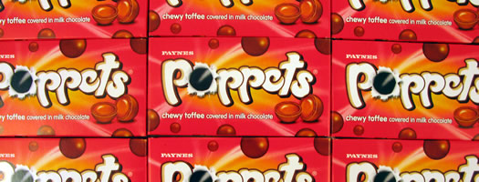 Toffee Poppets