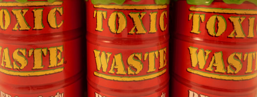 TOXIC WASTE RED,sour acid acidic boys ,retro sweets,retro sweetshops,liquorice sweets,toffees,toffee sweets,boiled sweets