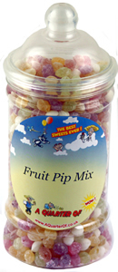 A Victorian Jar – Fruit Pip Mix