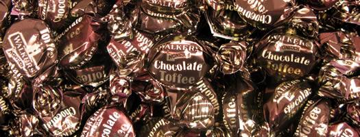 Walkers Chocolate Toffee