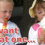 The Summer Ice-Lolly-days Are Here!