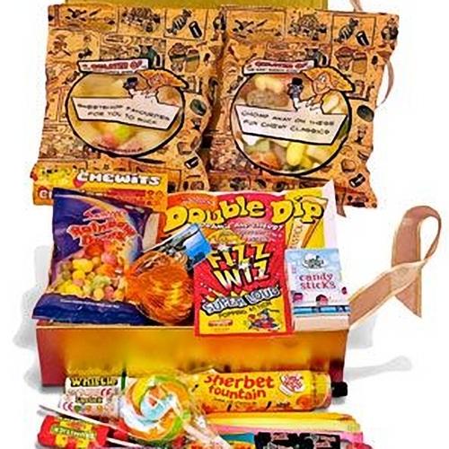 Ravishing Retro Selection Box