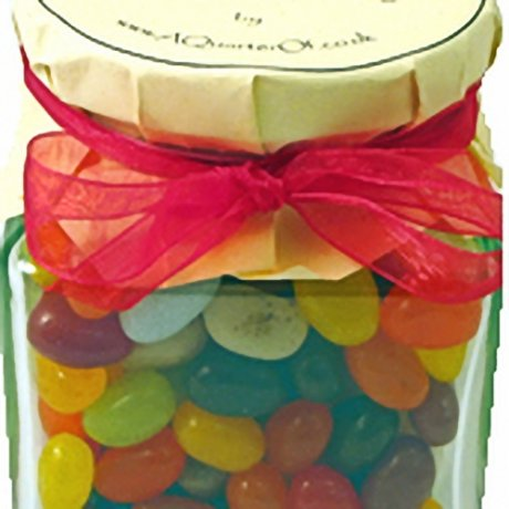 Gourmet Jelly Beans Gift Jar