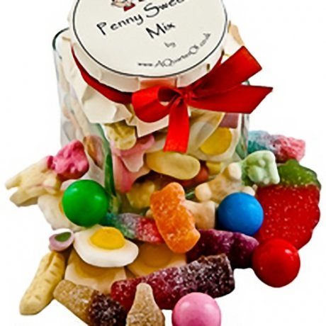 Penny Sweets Mix Gift Jar