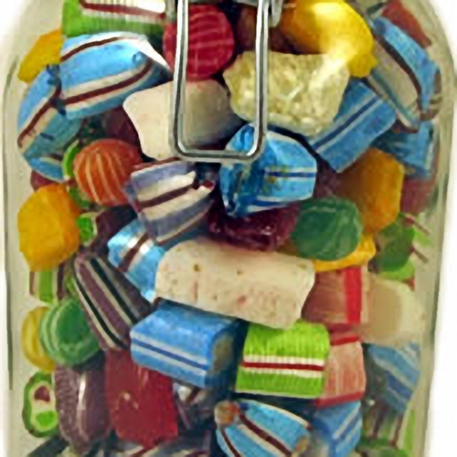 Handmade Boiled Sweets Kilner Jar