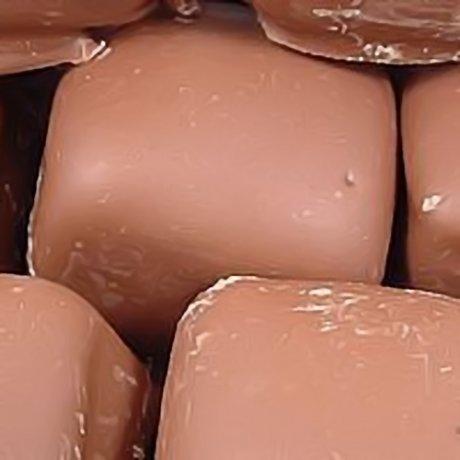 Milk Chocolate Covered Turkish Delight