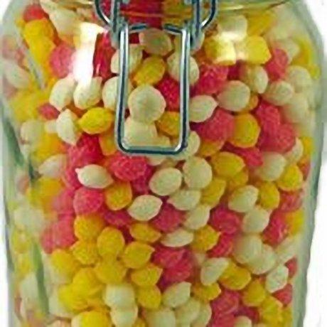 Sherbet Pips Kilner Jar