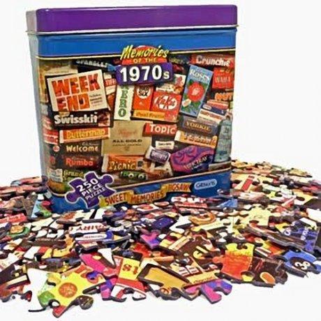 1970s Jigsaw