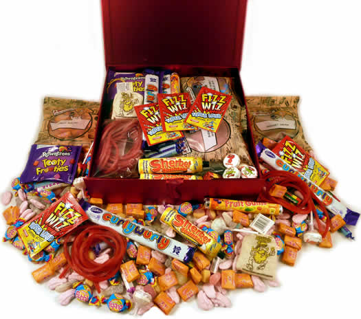 Image of 1970s Decade Box... Sweets from the Fabulous 70s! (Large)
