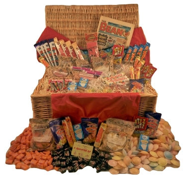 Jumbo Retro Sweet Hamper