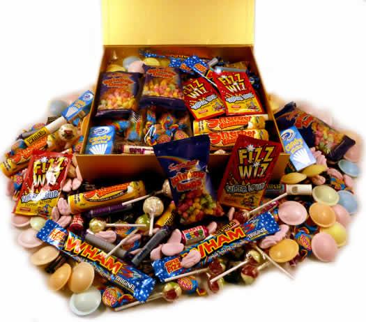 Image of A Large Luxury Box of Nostalgia