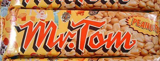 Cakes, Snacks & Sweets Mr Tom Peanut Bar