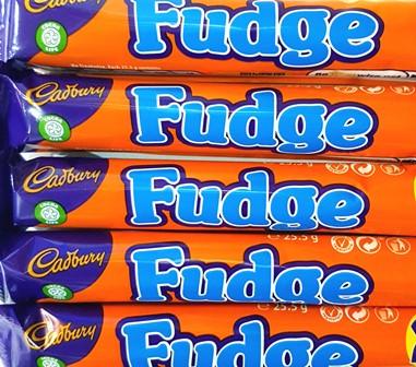Cadburys Fudge
