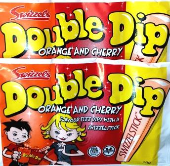 Double Dip Cherry and Orange