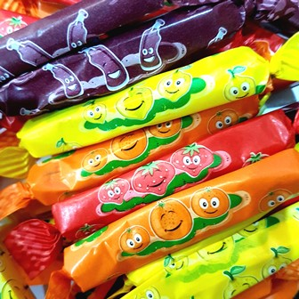 Fruity Sticks