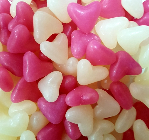 Jelly Bean Love Hearts