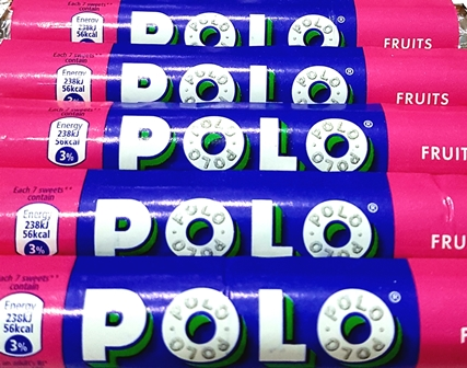Fruit Polos