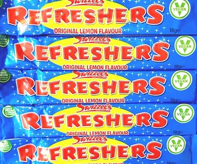 Refreshers Chew Bar
