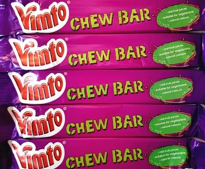 Vimto Bars