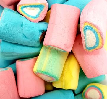 Cakes, Snacks & Sweets Marshmallow Tubes