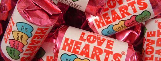 Mini Love Hearts
