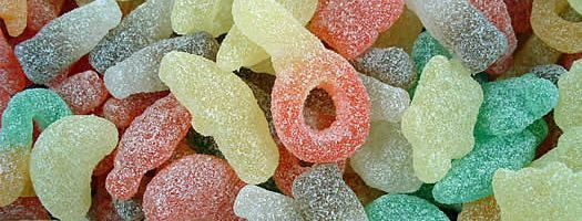 Fizzy Jelly Mix