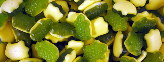 Haribo Tasty Turtles
