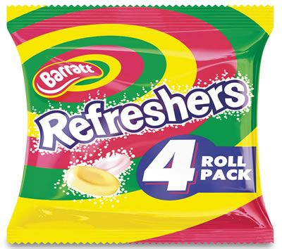 Fizzy Refreshers sweets